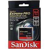 SANDISK CompactFlash Extreme PRO-Speicherkarte - 64 GB