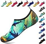 BOLOG Chaussures Aquatiques pour Enfants Filles Garçons Chaussures de Sport...