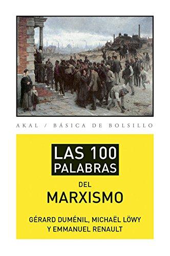 Las 100 palabras del marxismo (Básica de Bolsillo - Serie Cien palabras)