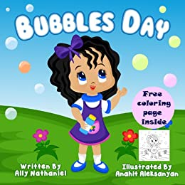Bubbles Day- Children's Book for Ages 0-3 (Fun Stories for