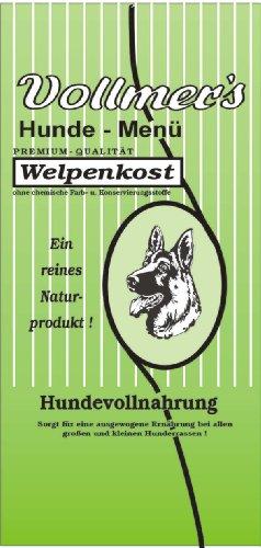 Vollmer's 37074 Hundefutter Welpenkost 15 kg