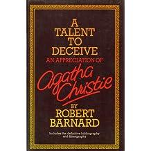 Talent to Deceive: Appreciation of Agatha Christie