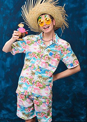 Hawaiian Mann Kostüm Small (34-36