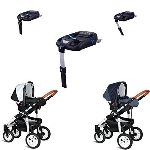Preisvergleich Produktbild My Junior - Isofix base für My Junior® Babyschalen - mj-0251001