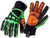 Ergodyne ProFlex 16195 WP dorsalen, Stoßfest, reduziert Handschuhe