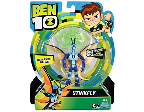 Ben 10 Action Figures - Stinkfly