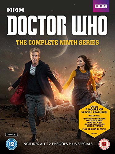 Doctor Who - Series 9 Complete [7 DVDs] [UK Import] (Who Doctor 8 Series)