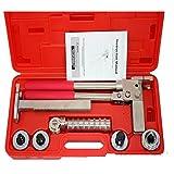 Pressa manuale tubo, cricchetto giunto tubo di pressione riscaldamento a pavimento strumento di espansione tubature tubo pressione contatto pinze 16-32cm
