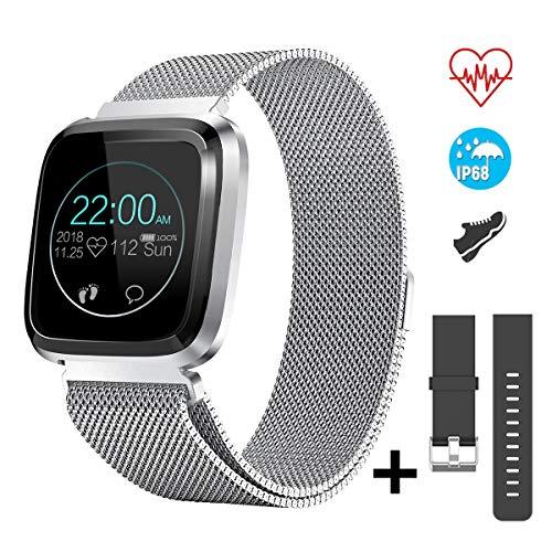 CatShin Smartwatch Android/iOS con Pulsómetro