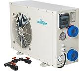 Hydro-Pro Wärmepumpe ABS 13 kW time4wellness