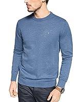 ESPRIT Herren Pullover Basic - Regular Fit 995EE2I901