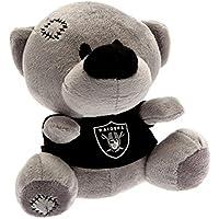 Oakland Raiders Timmy Bär NFL Fanartikel Kuscheltier Stofftier