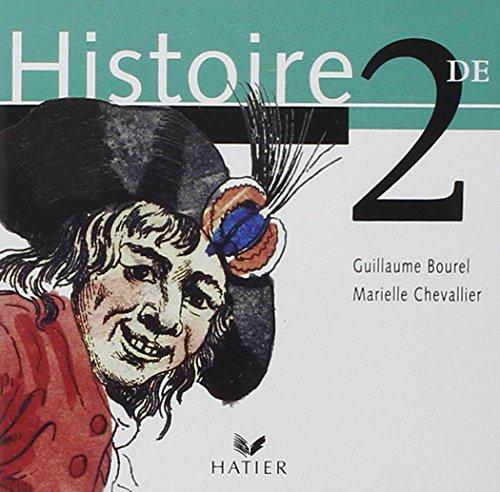 Histoire, 2nde (CD-Rom pour le professeur, version monoposte)