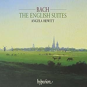 Johann Sebastian Bach: Englische Suiten BWV 1-6