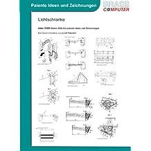 Lichtschranke, über 2400 Seiten (DIN A4) patente Ideen und Zeichnungen