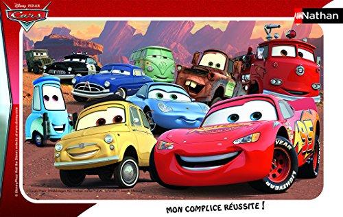 Rahmenpuzzle - Cars