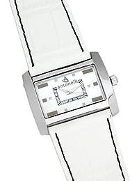 ANTONELLI 960002 - Reloj Unisex movimiento de cuarzo con correa de piel