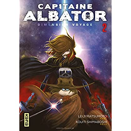 Capitaine Albator - Dimension Voyage - Tome 2 (Capitaine Albator Dimension Voyage)