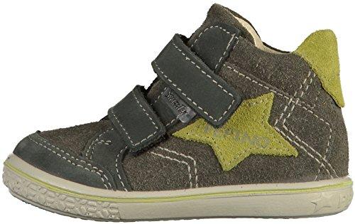 Ricosta Jungen Kimo Hohe Sneaker Grau (Grigio/acido)