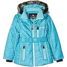 Northland Kamille - Cazadora de esquí para niña, color turquesa, tamaño FR : 6A (Taille Fabricant : 6A)