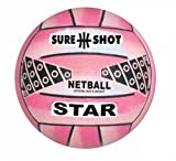 Sure Shot Star Netball - Pink