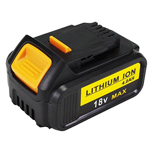 Preisvergleich Produktbild Für Dewalt Akku 18V 4.0Ah XR Li-ion Batterie DCB181 DCB182 DCB183-XJ DCB204-2 DCB205-2