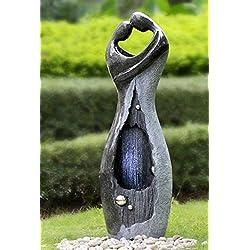 Was Die Beste Garten Springbrunnen Springbrunnen Blumen