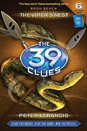 39 Clues 7: The Viper's Nest (The 39 Clues) por Peter Lerangis