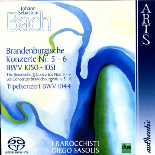 Brandenburg Concerto No. 5 in ...