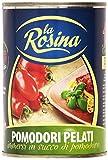 La Rosina - Pomodori Pelati, Immersi In Succo Di Pomodoro - 400 G
