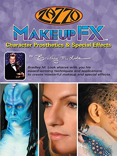 Fx Airbrush (Makeupfx Character Prosthetics & Special Effects [OV])