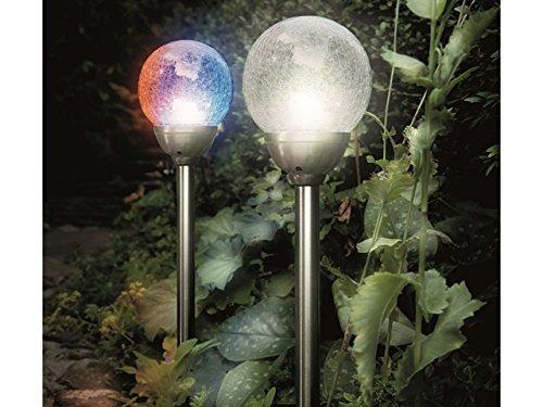 Gardman Solar Ice Orb Border Light