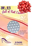 Zoomies Ball of Foot Cushions for High H...
