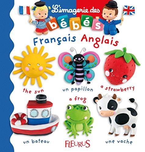 L'imagerie des bébés - Français-anglais par Nathalie Bélineau;Emilie Beaumont