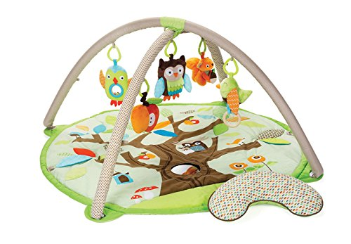 Skip Hop Treetop Friends Activity Gym Spielmatte (Baby Gym-spiel-matte)