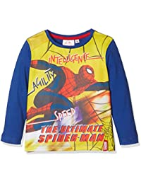 DC Comics Boy's Ultimate Spiderman Agility T-Shirt
