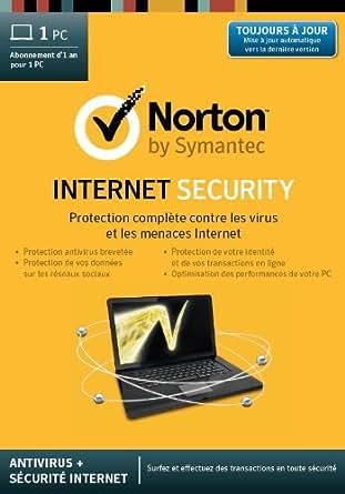 Norton Internet Security 2014 - 1 PC- 1 an [Téléchargement]