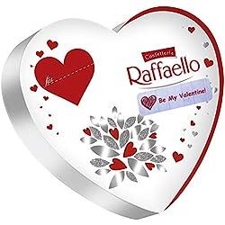 San Valentino Cuore Ferrero Raffaello 140g