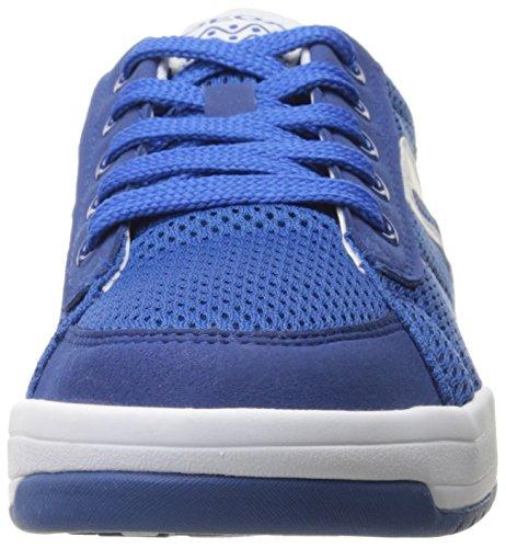 Geox J Rolk E, Baskets Basses Garçon Bleu (C4011)