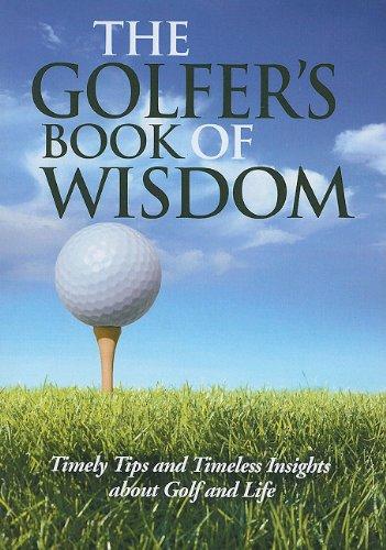 The Golfer's Book of Wisdom