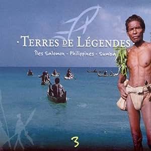 Terres de Legendes V.3 Iles Sa [Import anglais]