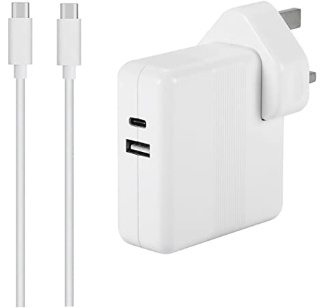 YLpower 87W USB C Power Adapter Compatible with Macbook
