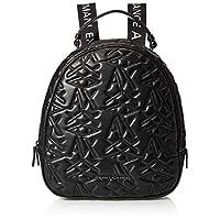 Armani Exchange Backpack for Women- Black