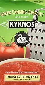 Kyknos passierte Tomaten - 500g Packung, 4er Pack (4 x 500 g)