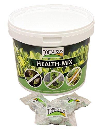Topbuxus Health-Mix Neuartiger Blattdünger für Buchsbäume (100) - Profi-Buxbaumpflege