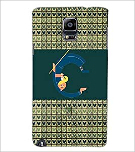 PrintDhaba GRANDbet C D-2591 Back Case Cover for SAMSUNG GALAXY NOTE 3 (Multi-Coloured)