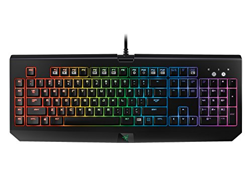 Razer BlackWidow Chroma - Teclado Gaming retroiluminación