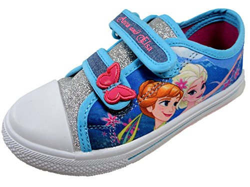 frozen-disney-infant-girls-childrens-canvas-velcro-pump-trainer-shoes-6-12-uk-7-eur-24