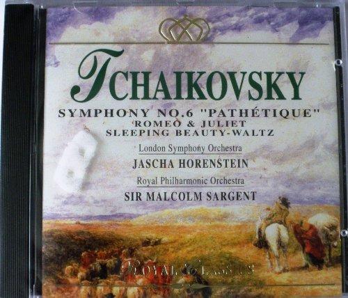 Tchaikovsky: Symphony No.6, Pathétique / Romeo et Juliette [Import anglais]