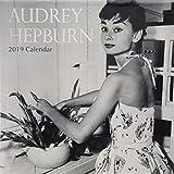 Audrey Hepburn 2019 Square Wall Calendar